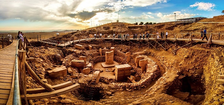 GÖBEKLİTEPE ZERO POINT OF HISTORY